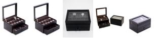 Bey-Berk Leather Watch Case