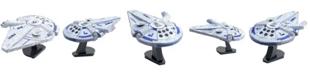 Fascinations Metal Earth ICONX 3D Metal Model Kit - Star Wars Lando's Millennium Falcon