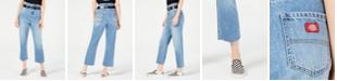 Dickies High-Rise 4-Pocket Capri Jeans