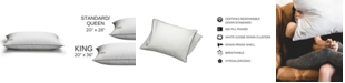 Pillow Guy White Down Side & Back Sleeper Overstuffed Pillow Certified RDS - King