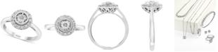EFFY Collection EFFY® Diamond (1/2 ct. t.w.) Diamond Ring in 14k White Gold