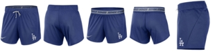 Nike Women's Los Angeles Dodgers Dri-FIT Touch Shorts