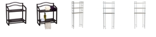 Household Essentials 2-Tier Wall Mounting Shelf