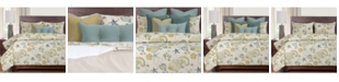 Siscovers Naples Ocean 6 Piece Cal King High End Duvet Set