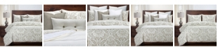 Siscovers Parlour Drift 6 Piece Full Size Luxury Duvet Set