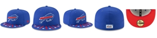 New Era Buffalo Bills 2019 Draft 59FIFTY Fitted Cap