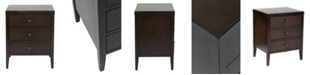 East At Main Webb Acacia Accent Table