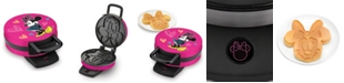 Disney Minnie Mouse Round Character Waffle Maker