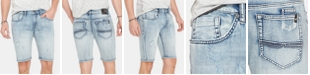 Buffalo David Bitton Men's Slim-Fit Denim Shorts