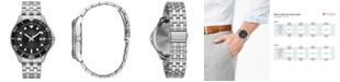 Caravelle Men's Sport Stainless Steel Bracelet Watch 42mm