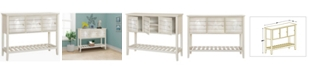 Gallerie Decor Shelburne Console Table