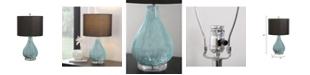 Abbyson Living Lana Glass Table Lamp
