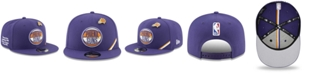 New Era Big Boys Phoenix Suns 2019 On-Court Collection 9FIFTY Snapback Cap