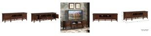 """Homelegance Caruth 81"""" TV Stand"""