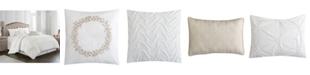 Nanshing Piercen 7-Piece King Comforter Set