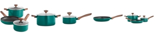 Macy's The Cellar Cabin in The Woods 5-Pc. Aluminum Cookware Set, Created For Macy's
