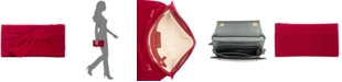 INC International Concepts INC Bowah Hands Through Velvet Clutch, Created for Macy's