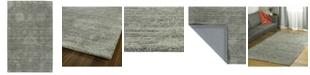 "Kaleen Palladian PDN01-103 Slate 5' x 7'9"" Area Rug"