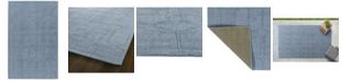 Kaleen Minkah MKH03-17 Blue 5' x 7' Area Rug