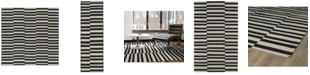 Kaleen Nomad Black Area Rug Collection
