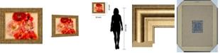 "Classy Art Papaver Dreams I by Harold Davis Framed Print Wall Art, 22"" x 26"""