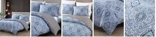 City Scene Milan Twin Comforter Set