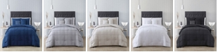 Geneva Home Fashion Nelli 5-Piece King Bedding Set