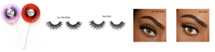 "Lash Pop Lashes ""Lav Me Baby"" and ""Red Rari"" Premium False Eyelashes"