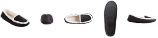 Isotoner Signature Isotoner Microsuede Alex Moccasin with 360 Surround Memory Foam Slippers, Online Only