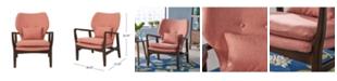 Noble House Haddie Club Chair