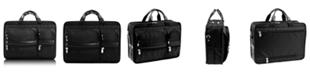 "McKlein Hubbard, 15"" Double Compartment Laptop Briefcase"