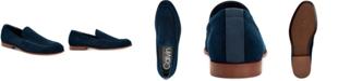 Calvin Klein Men's Leif Silky Suede Loafers