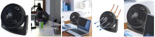 "VieAir Vie Air 8"" High Velocity Wall Mountable Turbo Desk and Floor Fan"