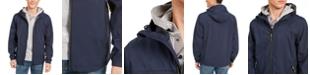 Hawke & Co. Men's All-Season Lightweight Stretch Hooded Rain Jacket