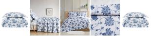 Cottage Classics Estate Bloom 3-Piece King Comforter Set