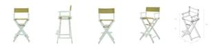 """Yu Shan 30"""" Canvas Director's Chair"""