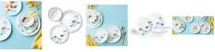 Corelle Mountain Blossom 12 Piece Dinnerware Set