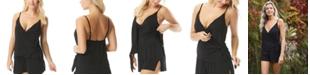 Coco Reef Chroma Wrap-Tie  One-Piece Swimsuit