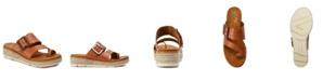 Baretraps Baize Posture Plus+ Slip-on Wedge Sandals