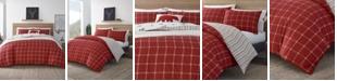 Eddie Bauer Corbett Plaid Full/Queen Comforter Set
