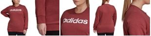 adidas Plus Size Essential Sweatshirt