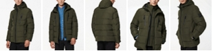 Marc New York Montrose Men's Down Filled Mid Length Puffer Jacket