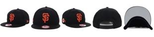 New Era San Francisco Giants MLB 2 Tone Link 9FIFTY Snapback Cap