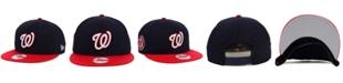 New Era Washington Nationals MLB 2 Tone Link 9FIFTY Snapback Cap