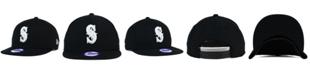 New Era Kids' Seattle Mariners B-Dub 9FIFTY Snapback Cap