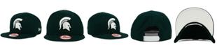 New Era Michigan State Spartans Core 9FIFTY Snapback Cap