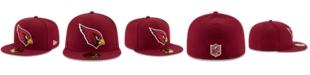 New Era Arizona Cardinals Team Basic 59FIFTY Fitted Cap