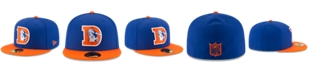 New Era Denver Broncos Team Basic 59FIFTY Fitted Cap