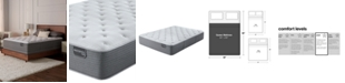 Serta CLOSEOUT! Masterpiece Albert 14'' Plush Mattress - Queen, Created for Macy's