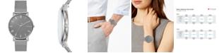 Skagen  Signatur Stainless Steel Mesh Bracelet Watch 40mm